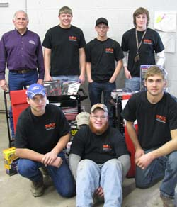 Automotive contest winners