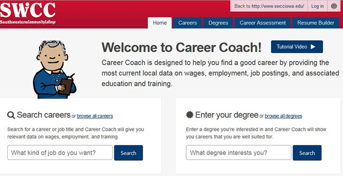 SWCC Launches Online Career Search Tool
