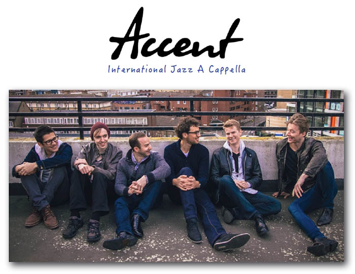 Accent Acappella Group members